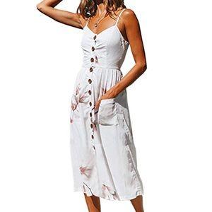25843b4fe4a Dresses   Skirts - New Women s Summer Spaghetti Strap Bohemian Dress